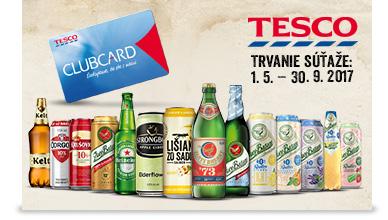 Nakupujte v Tesco s Clubcard kartou