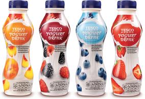 Jogurtové nápoje
