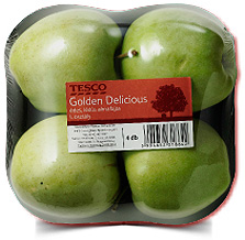 Tesco kvalita - Ovocie