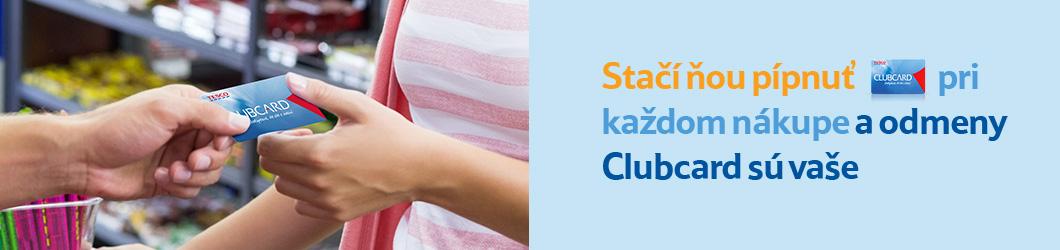 O Clubcard banner