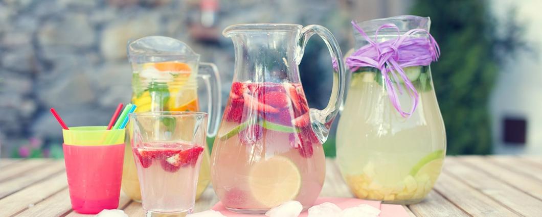Tipy, ako hravo v lete dodržiavať pitný režim