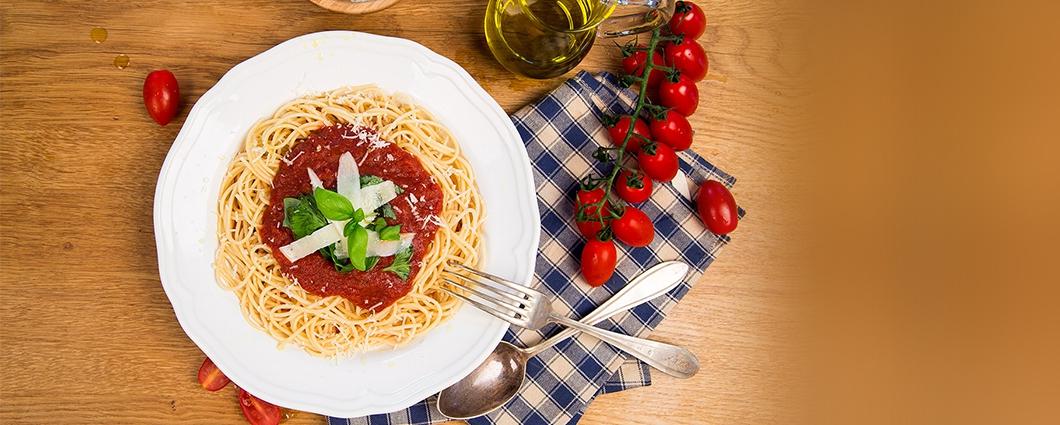 Cestoviny à la Italiano