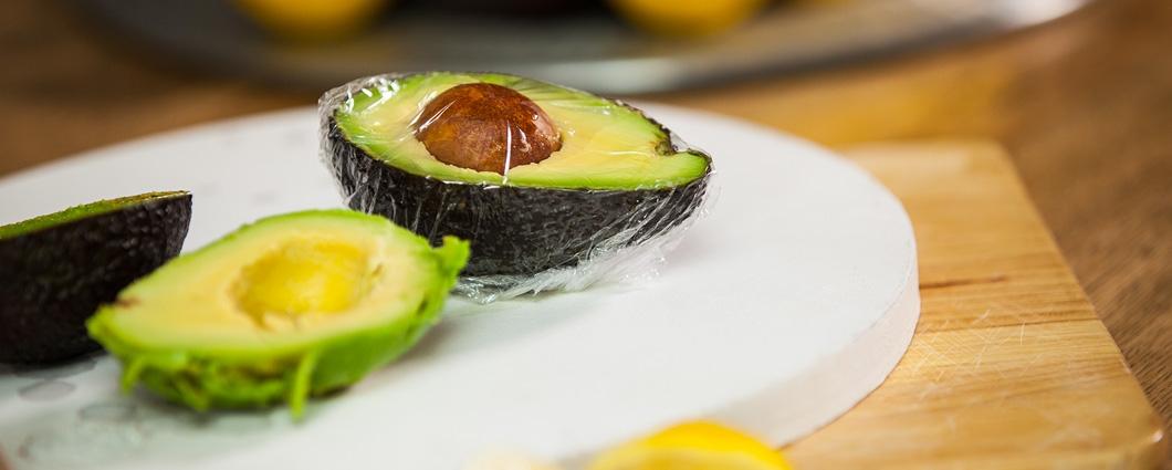 Ako skladovať avokádo