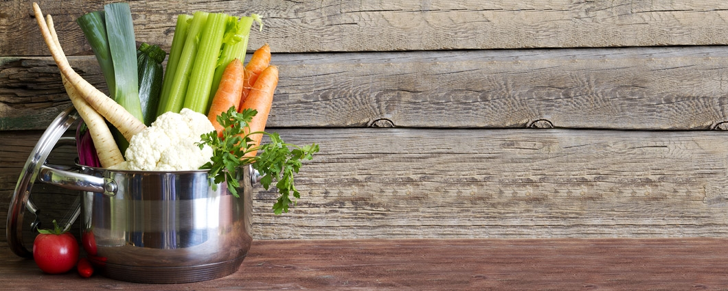 Ako blanšírovať zeleninu