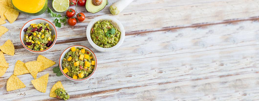 Tri tipy na dokonalé guacamole