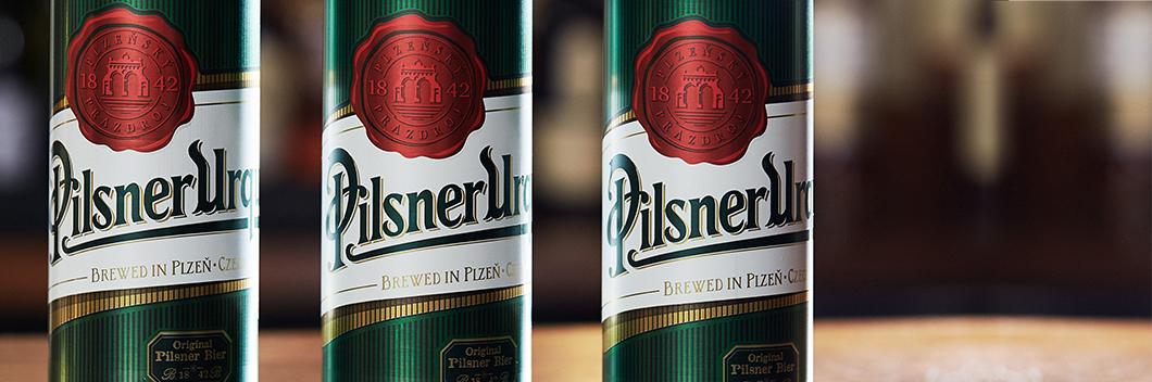 Súťaž s Pilsner Urquell