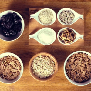 Domáce raňajkové cereálie
