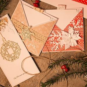 Originálne vianočné pohľadnice