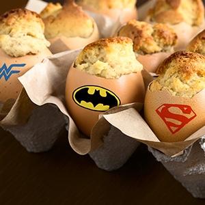 Koláč Superhrdinov