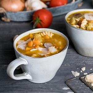 Sýta jesenná polievka